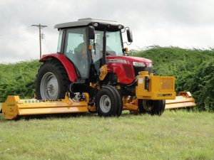Alamo INTERSTATER® Flail Mower