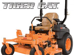 Scag Tiger Cat II Zero-Turn Rider