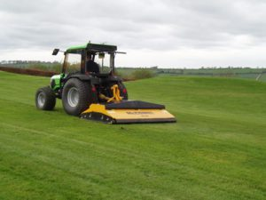 McConnel Stripe Mower Series