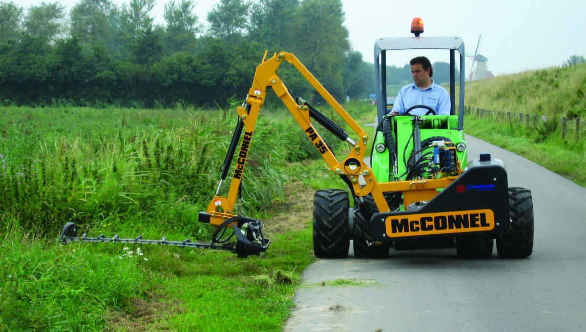 McConnel Custom Machines