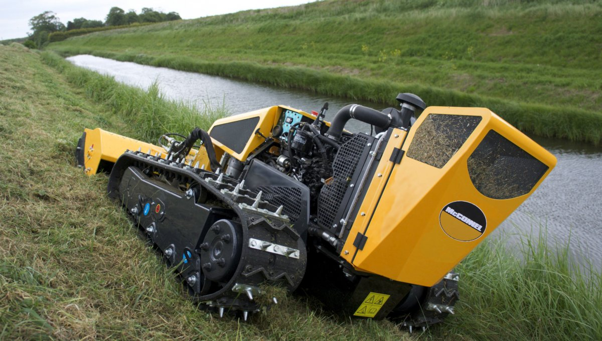 Mcconnel Robocut International Mowers