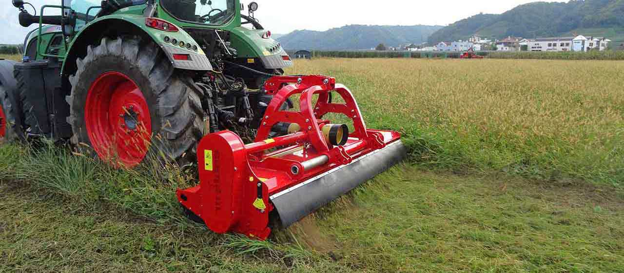 Seppi SMO - International Mowers