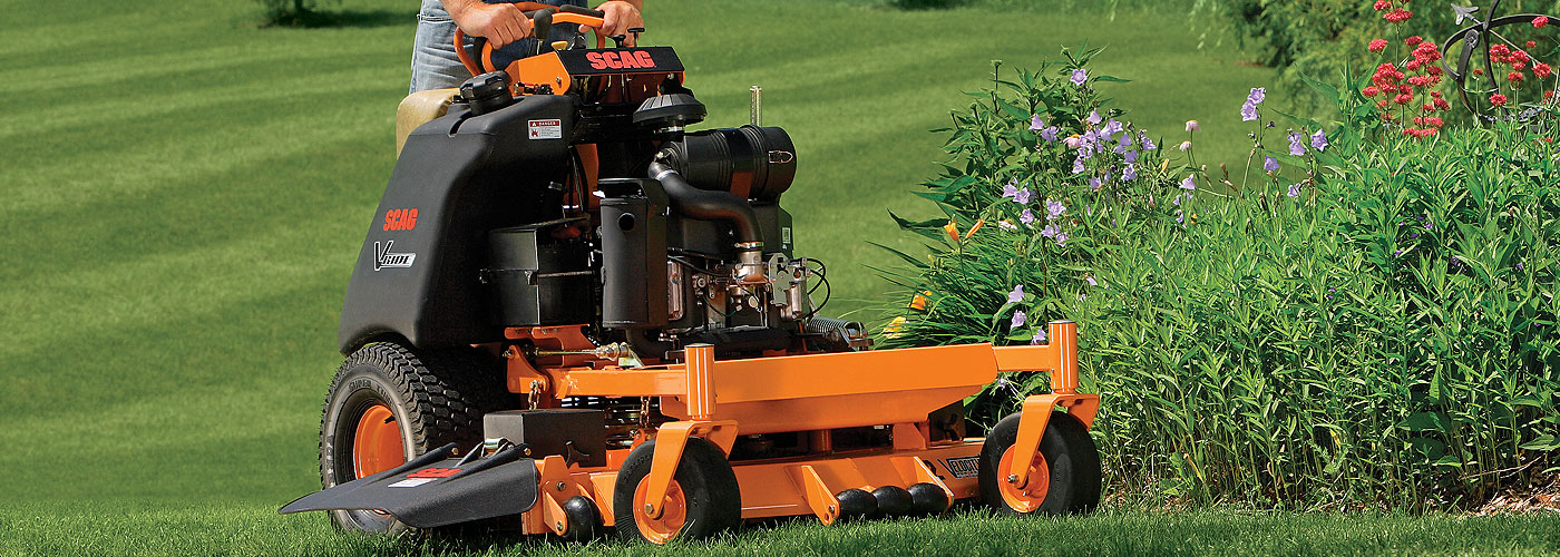 Scag V-Ride - International Mowers