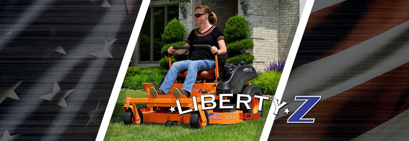 Scag Liberty Z