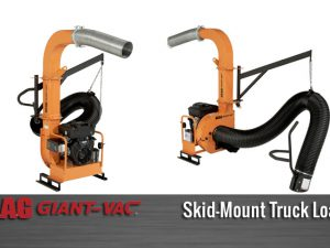 Scag Skid Mount Truck Loader