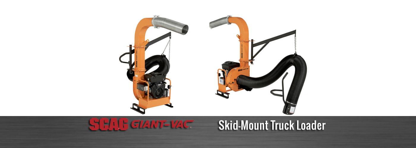 Scag Skid Mount Truck Loader