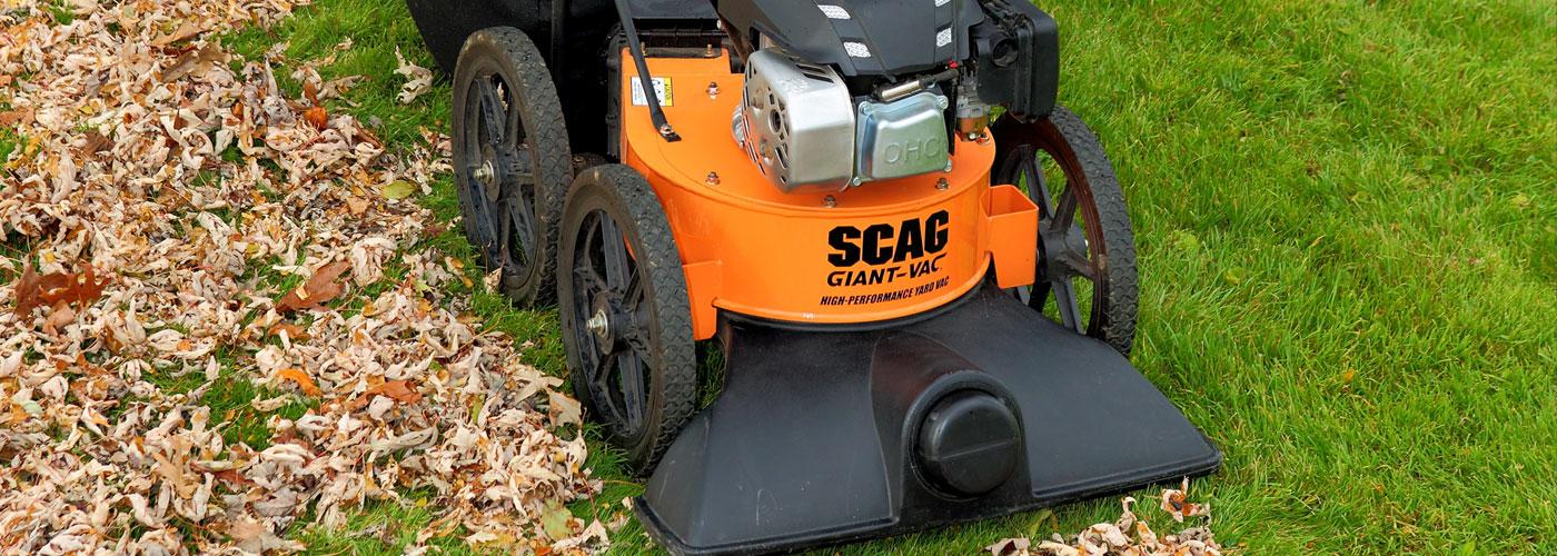 Scag Giant-Vac Yard Vac