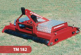 Jarrett Single Deck Finishing Mowers
